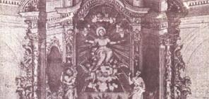 Bendición Altar